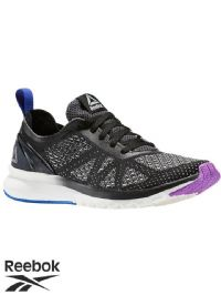 Women's Reebok Print Smooth Clip Trainers (BS5137) (Option 1) x6: £17.95